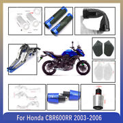 Motorcycle Handle Grips Brake Clutch Levers For Honda Cbr600rr 2003-2006 Sticker
