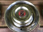 Set Of 4 1954 1955 Cadillac Hubcaps Wheel Covers