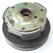 Complete Clutch And Pulley For Vespa Et4