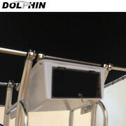 Dolphin Center Console Fishing Electronics Box Boat T Top