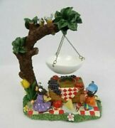 Yankee Candle Hanging Tart Warmer Ants Picnic Under The Tree
