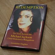Redemption The Truth Behind The Michael Jackson Child Molestation 🔥 Signed Copy