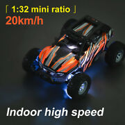 132 Mini Rc Cars High Speed 2.4g 4wd Off Road Monster Truck Remote Control Car