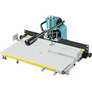 Vevor Heavy Duty Hole Punch 300-sheet Capacity Paper Puncher With Moving Table