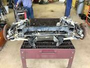 90-96 Chevy Corvette Front Suspension / Frame Dropout W/ Brakes And Steering