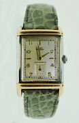 Girard Perregaux Vintage Rare Two-tone Steel And Gold Automatic Watch