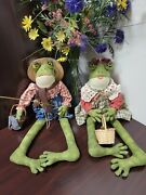 Tendered Heart Collectibles Frog's
