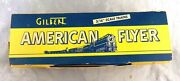 American Flyer S Gauge Curve Track Lot 12 Pieces Full Circle 702
