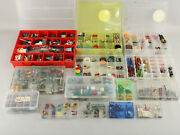 Giant Ho Scale Miniatures And Accessories Lot Preiser Faller Merit 1000s Of Items