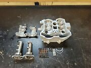 Yamaha Yfz 450 Cylinder Head. Completely Rebuilt With Kibble White Valves