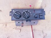 Jeep Grand Cherokee A/c Climate Control Oem 1997-1998