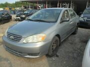 Passenger Right Fender Without Ground Effects Fits 03-08 Corolla 857152
