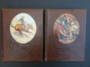 2 Time Life Books The Old West Series The Cowboys And The Forty-niners