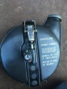 Honda Ct90 Ct110 Auxiliary Aux Spare Gas Fuel Tank Strap And Helmet Holder Oem 90