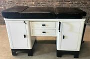 Vintage C1940s Complete A.s. Aloe Doctor Medical Exam Table Gynecology Prop