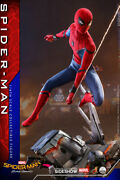 Hot Toys Qs014 Homecoming 1/4 Quarter Scale Spider-man Spiderman Marvel