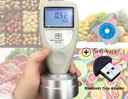 Water Activity Measuring Instrument With Bluetooth Data Adapter For Cakes Food