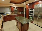 Full Set Of Kitchen Cabinets Cabinetry Solid Wood Custom Local Pick Up Pickup
