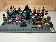 Lego Harry Potter Mini Figures From Original Sets Rare Hard To Find Yellow Heads