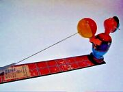 Gstop Gscom Popeye Olive Ball Toss Linemar 1952 47cm Wup Ok Gently Used