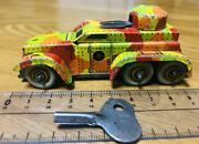 Pre-war 1930 Tin Toys Armored Vehicles The Thing