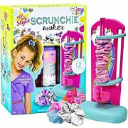 Just My Style D.i.y. Scrunchie Maker By Horizon Group Usa, Design Your Own