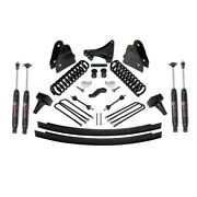 Readylift 49-2767 Suspension Lift Kit Front And Rear For 2011-19 Ford Super Duty