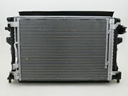Cooling Pack Vw Tiguan 2 Ad1 1,5 Tsi Condenser Electric Fan Radiator