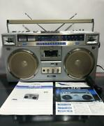 Victor Radio-cassette Rc-m70gx Maintained