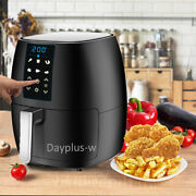 Multi-cook Large Capacity Air Fryer Oven Timer 7 Way Oil-less Cooking For Family
