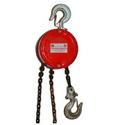 Japsin Heavy Duty Manual Industrial Chain Pulley 1/2/3/5 Ton With 3 Meter Chain