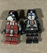 Lego Star Wars Sith Troopers Set 75001 Lot Of 2 Minifigures Free Shipping