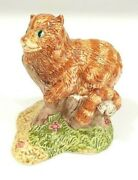 1999 Royal Doulton The Cheshire Cat Figurine Beswick Ware Limited Edition No 61