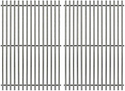 2pack 7639 Cooking Grates Grill Parts For Weber Spirit 300 Series E310 E320 S310