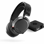 New Steelseries Arctis Pro Wireless Gaming Headset Black For Ps4 Pc 61473