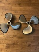 """Mwc Nibral Propellers 18""""x 22p 1.5"""" Shaft"""