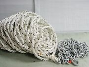 Anchor Rode Windlass Line 1/2x 150ft Rope 1/4x 10 Ft Chain 44561 Twisted Nylon