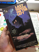 Last House On The Left Uncut Vhs Tested