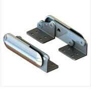 Taco Marine Hinges Rollback Bolster Stainless H25-0012 Set Of 2