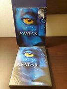 New And Sealed Avatar Dvd 2009 James Cameron's - With Slipcase
