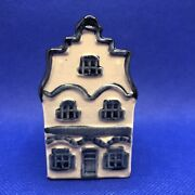 Early Klm House 1 Made By Rynbende With Original Sticker - Empty