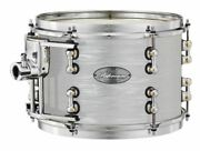 Pearl Music City Custom Reference Pure 22x16 Bass Drum W/ Mount Pearl White Oyst