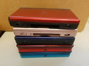 Bundle Of 5 Nintendo Ds Usa 2 3ds And 3 Ds Lite, Games, Chargers, And More