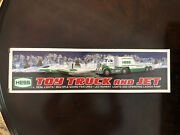 2010 Hess Toy Truck And Jet New In Box - Original Case Mint Brand New