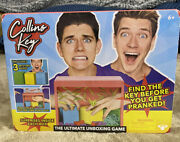 """Collins Key """"the Ultimate Unboxing Game"""""""