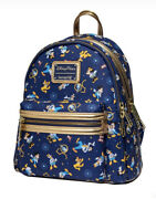Pre-order Walt Disney World 50th Ann Celebration Collection Loungefly Backpack