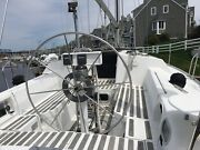 Edson Destroyer 48andrdquo Stainless Steel Sailboat Ship Steering Wheel