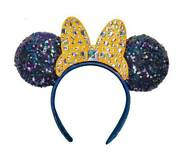 Pre-order Wdw 50th Anni Minnie Mouse Celebration Collection Ear Headband Nwt