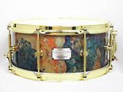 Canopus Sw-1465ph Stabilized Wood Snare Drum 14x6.5 Snare Drum