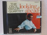 The Cecil Taylor Quartet And039looking Aheadand039 And03990 Contemporary / Seal Tape